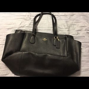 New Coach baby bag!
